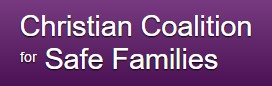 Christian Coalition for Safe Families Logo
